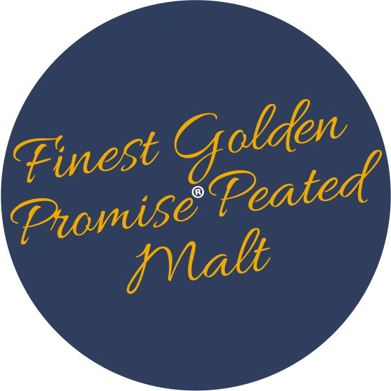 Finest Golden Promise® Peated Malt