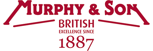 Murphy & Son British excellence since 1887 logo
